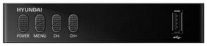 Цифровой TV-тюнер Hyundai H-DVB440