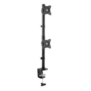 """Кронштейн для мониторов Arm Media LCD-T43 черный 15""""-32"""" макс.20кг настольный поворот и наклон верт.перемещ."""