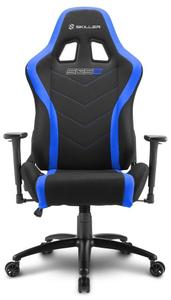 Кресло игровое Sharkoon Shark Skiller SGS2 синий