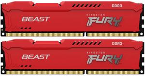 Оперативная память Kingston FURY Beast [KF316C10BRK2/8] 8 Гб DDR3
