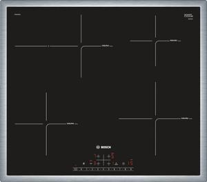 Индукционная варочная поверхность Bosch PIF645FB1E черный