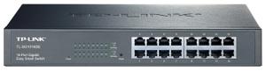 Коммутатор (switch) TP-LINK TL-SG1016DE