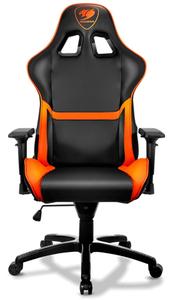 Кресло игровое Cougar Armor оранжевый