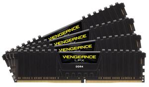Оперативная память Corsair [CMK64GX4M4D3000C16] 64 Гб DDR4
