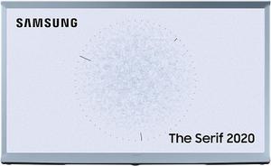 """Телевизор Samsung QE43LS01TBUXRU 43"""" (108 см) голубой"""