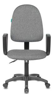 Кресло офисное Бюрократ CH-1300N серый