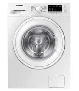 Стиральная машина Samsung WW80R42LHDW белый