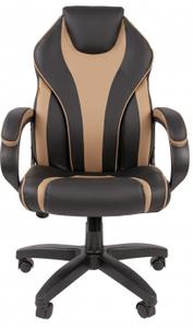 Кресло для руководителя Chairman 299 бежевый