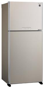 Холодильник Sharp SJ-XG55PMBE бежевый