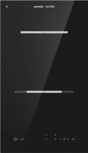 Электрическая варочная поверхность Gorenje ECT322ORAB черный
