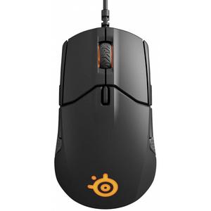 Мышь проводная SteelSeries Sensei 310 черный