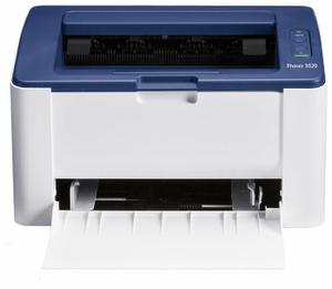 Принтер лазерный Xerox Phaser 3020 [3020V/BI]