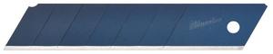 Лезвия сменные сегментированные 25мм Milwaukee (10шт)