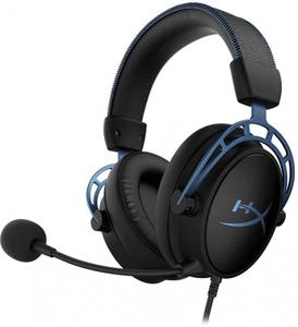 Проводная гарнитура Kingston HyperX Cloud Alpha S черный