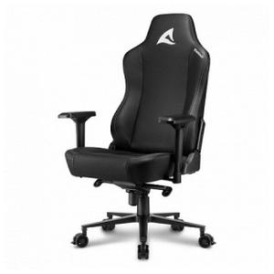 Кресло игровое Sharkoon Skiller SGS40 черный