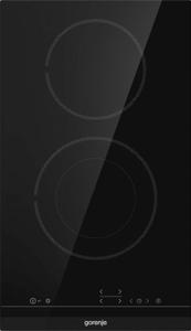 Электрическая варочная поверхность Gorenje ECT322BCSC черный