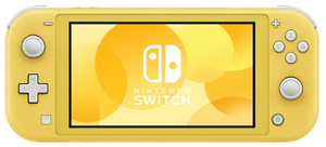 Игровая консоль. Nintendo Switch Lite (желтый)