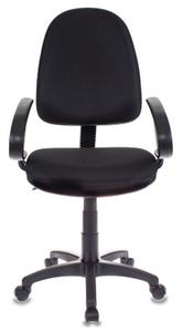 Кресло офисное Бюрократ CH-300 черный