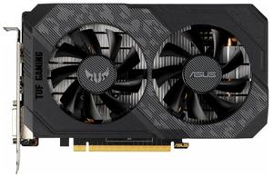 Видеокарта Asus GeForce GTX 1650 [TUF-GTX1650-O4GD6-GAMING] 4 Гб