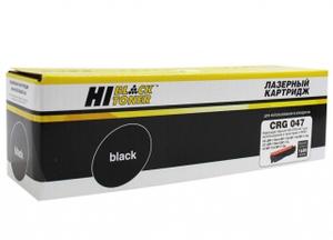 Тонер-картридж Hi-Black HB-047 для Canon i-SENSYS LBP112w/113w/MF112/113w