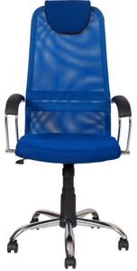 Кресло офисное Метта SU-BK-8 синий  (БЕЗ ОСНОВАНИЯ)