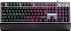 Клавиатура проводная Defender Annihilator GK-013 RU черный