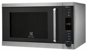 Микроволновая печь Electrolux EMS30400OX серебристый