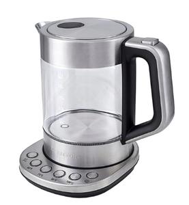 Чайник электрический Kitfort KT-616 прозрачный