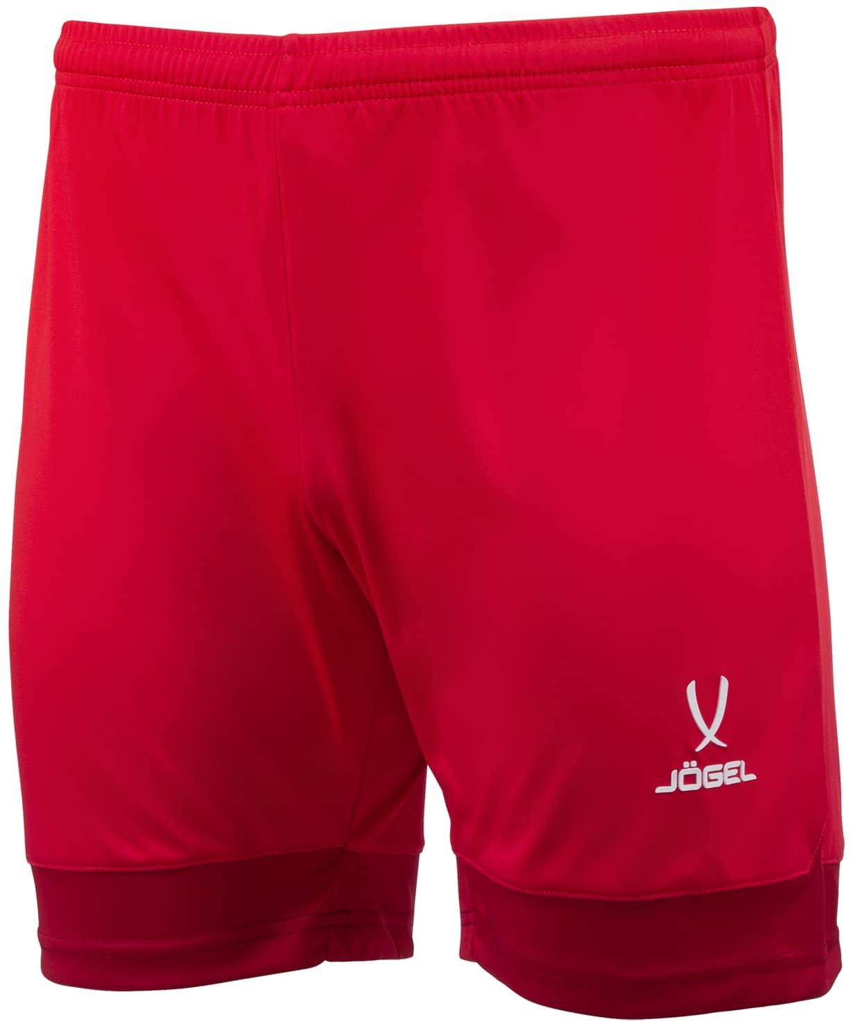 Шорты игровые DIVISION PerFormDRY Union Shorts, красный/ темно-красный/белый, детские