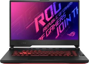 Ноутбук игровой Asus ROG Strix G15 G512LI-HN203 (90NR0381-M04790) черный