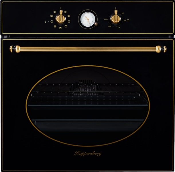 Духовой шкаф Kuppersberg SR 663 B чёрный