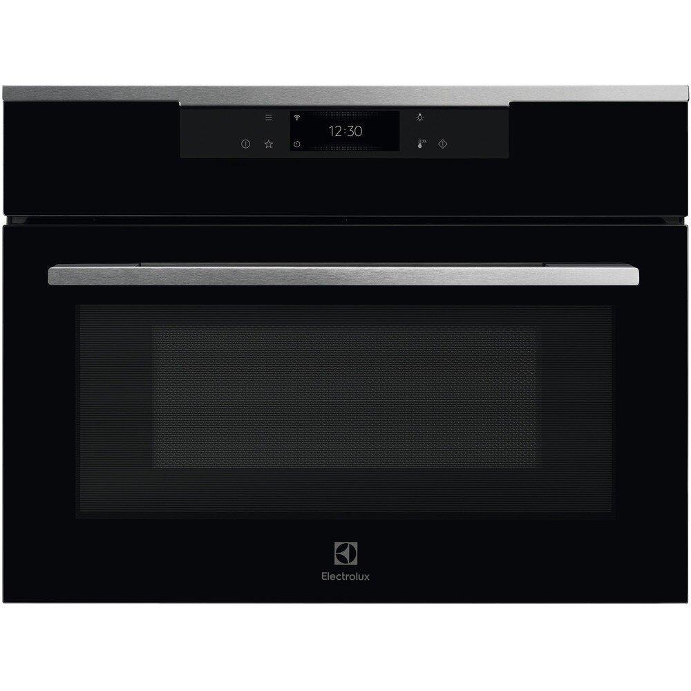 Духовой шкаф Electrolux VKL8E08WX черный