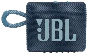 Портативная колонка JBL GO 3 [JBLGO3BLU] синий