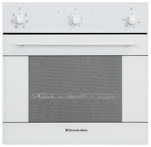 Духовой шкаф Electronicsdeluxe 6006.03эшв-002 белый