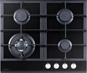Газовая варочная панель DARINA 1T3 C 308 B черный