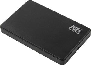 Внешний корпус AgeStar 3UB2P2 черный