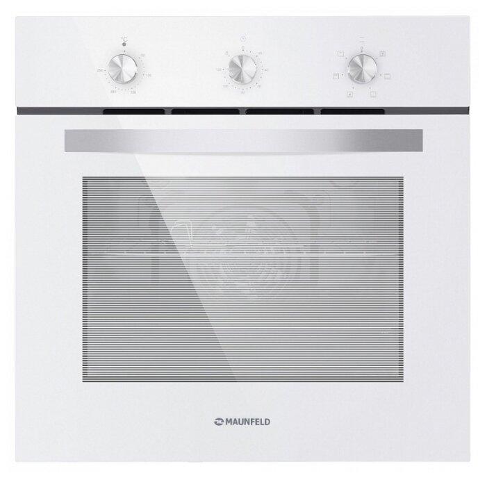 Духовой шкаф MAUNFELD EOEC.586W белый
