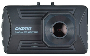Видеорегистратор Digma FreeDrive 208 Night