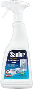 Чистящее средство для ванн Акрилайт (пена) 700мл Sanfor