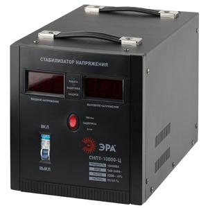 Стабилизатор ЭРА СНПТ-10000-Ц