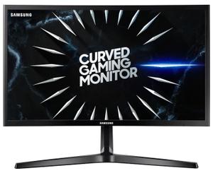 """Монитор Samsung [C24RG50FQI] 23,5"""" черный"""