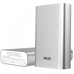 Портативное ЗУ Asus ZenPower ABTU005 10050 mAh серебристый