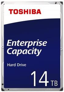 Жесткий диск Toshiba [MG07SCA14TE] Enterprise Capacity 14 ТБ