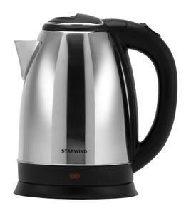 Чайник электрический StarWind SKS1050 серебристый