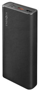 Портативное ЗУ EnergEA АКБ Alupac 20000 mAh черный