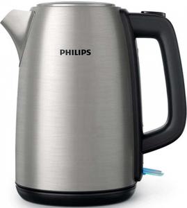 Чайник электрический Philips HD9351/91 серебристый
