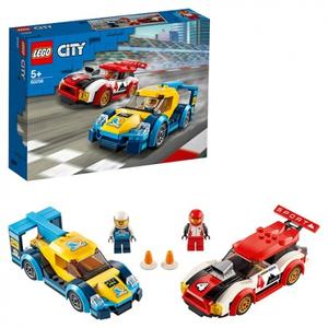 Конструктор lego city гоночные автомобили 60256