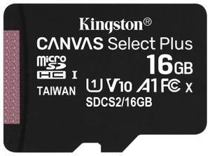 Карта памяти Kingston SDCS2/16GBSP 16 Гб