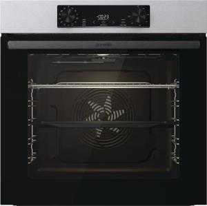 Духовой шкаф Gorenje BOB6737E01XK серебристый