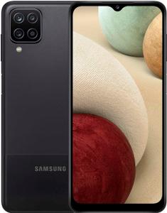 Смартфон Samsung Galaxy A12 64 Гб черный